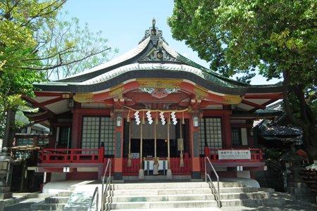 阿倍王子神社・安倍晴明神社