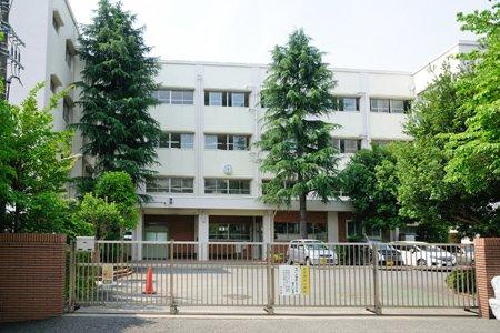 横浜市立青葉台中学校