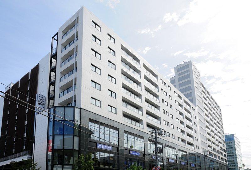 調布駅北第1A地区第一種市街地再開発事業