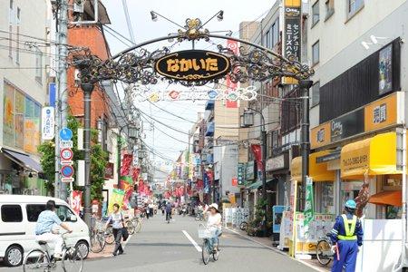 中板橋商店街