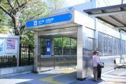 横浜市営地下鉄 弘明寺駅