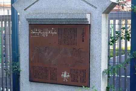 二・六の市の碑