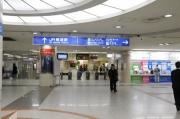 JR難波駅