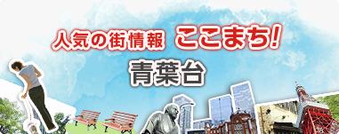 ここまち!「青葉台│人気の街情報 ここまち!│三菱UFJ不動産販売「住まい1」」