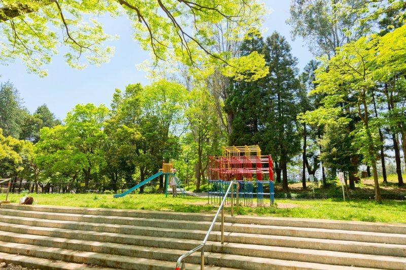 金ケ作公園