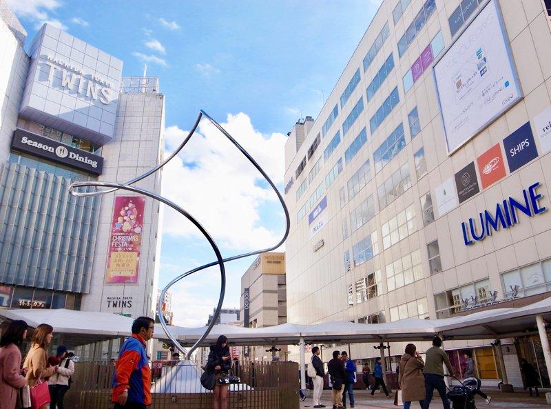 町田駅前商業施設