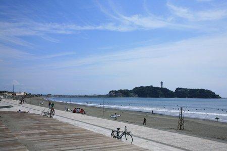 湘南海岸公園・西浜海水浴場