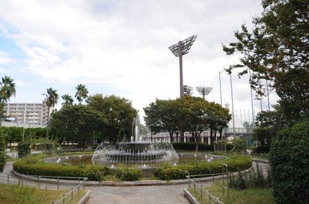 豊島公園・豊中ローズ球場