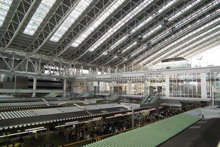 JR「大阪」駅